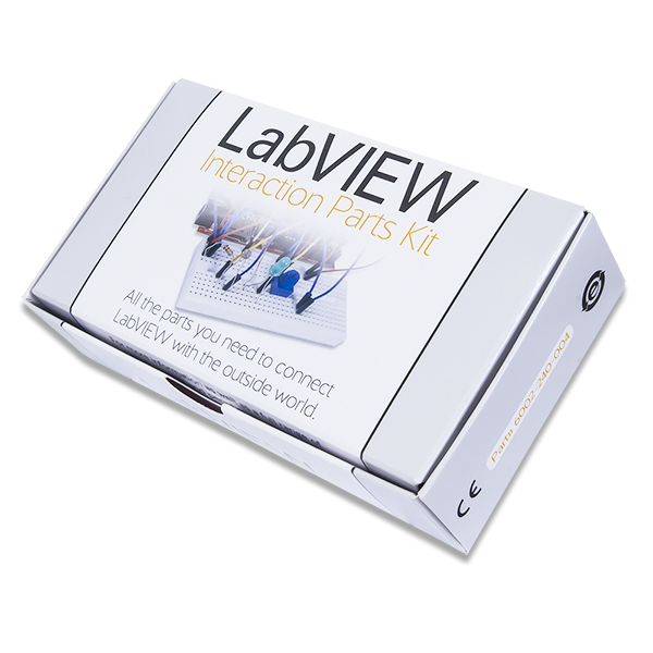 LabVIEW Interaction Parts Kit