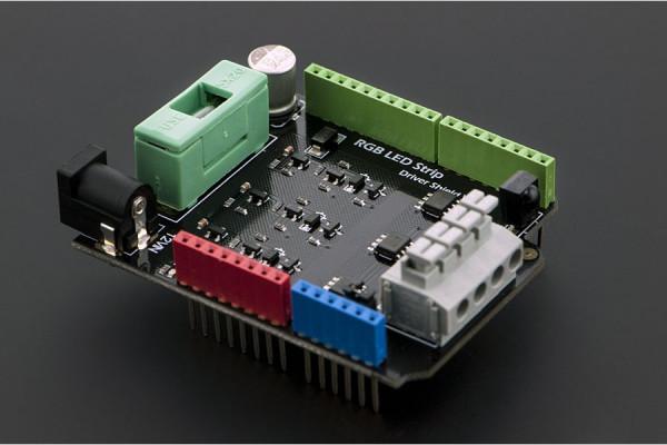RGB LED Strip Driver Shield v1.0
