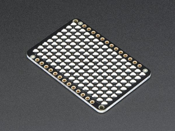 Adafruit LED Charlieplexed Matrix - 9x16 LEDs - Green