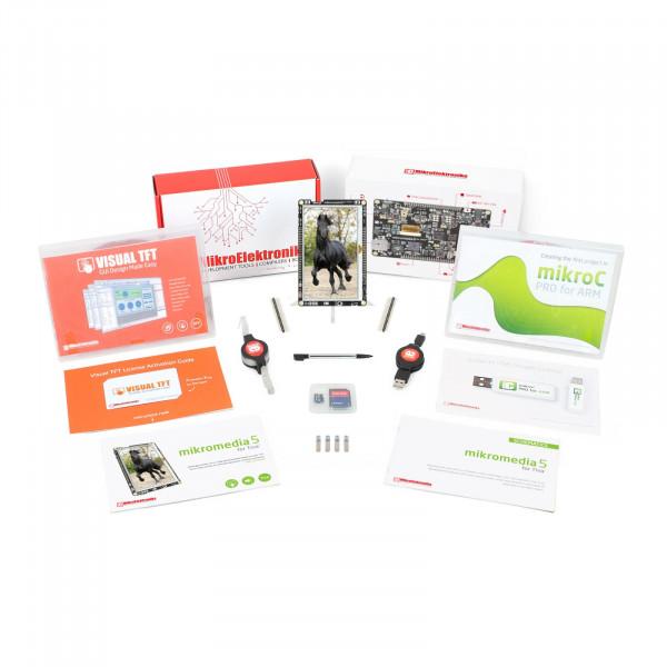 TFT 5 Professional Kit - Tiva