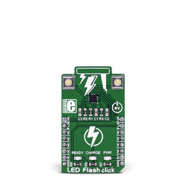 LED Flash click
