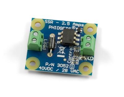 Phidgets SSR Relay Board 2.5A