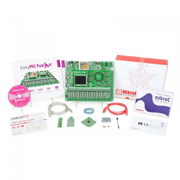 EasyStart Kit - dsPIC33FJ