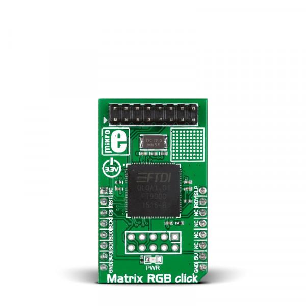Matrix RGB click