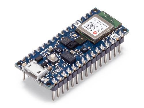 Arduino Nano 33 BLE Sense with Headers