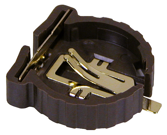 SMD Coin Cell Battery Holder CR1220