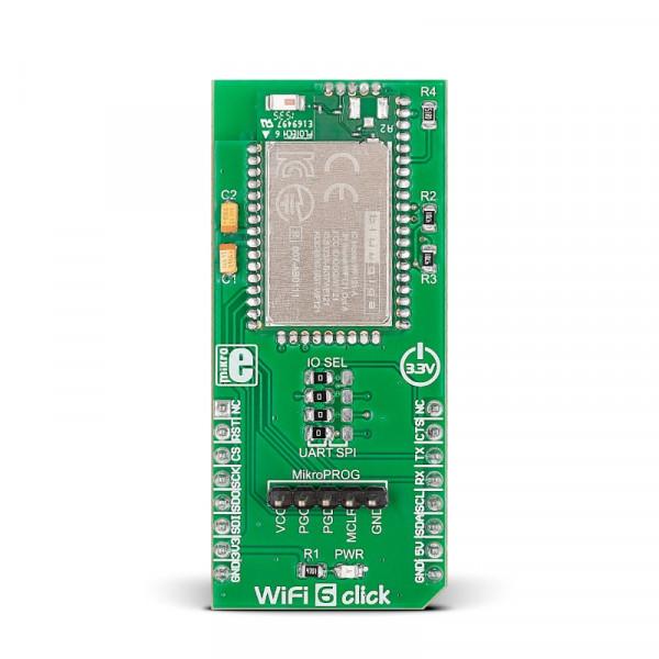 WiFi 6 Click
