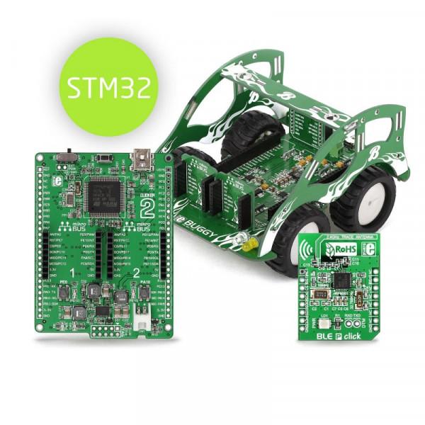 Buggy for STM32 bundle