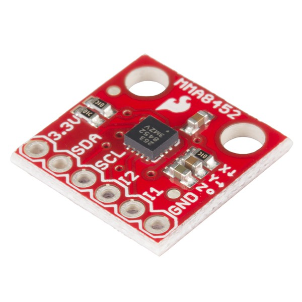 SparkFun Triple Axis Accelerometer Breakout - MMA8452Q