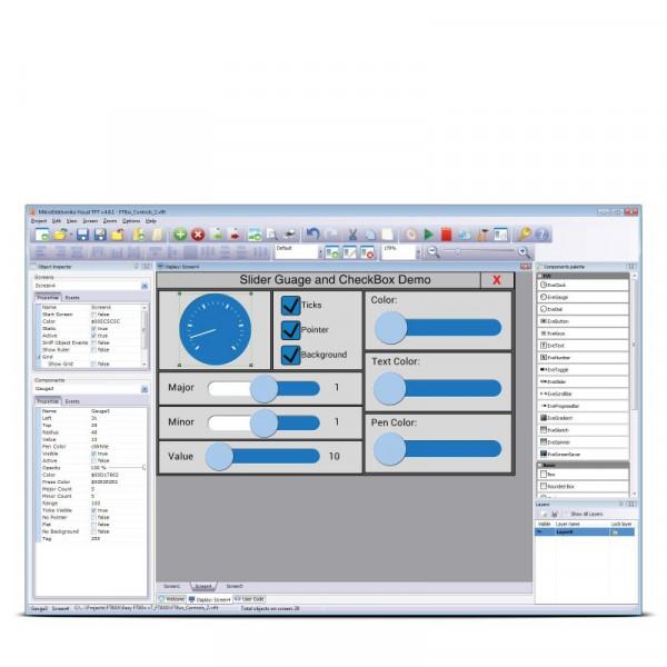 Visual TFT Code License