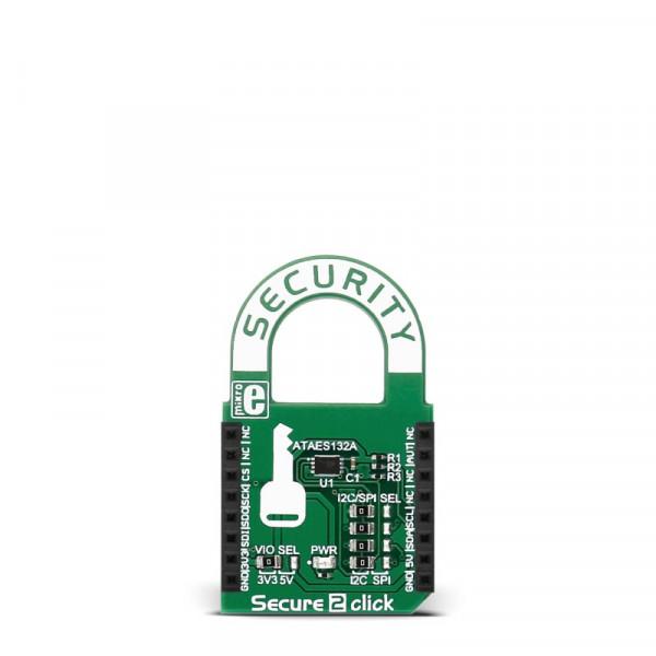 Secure 2 click