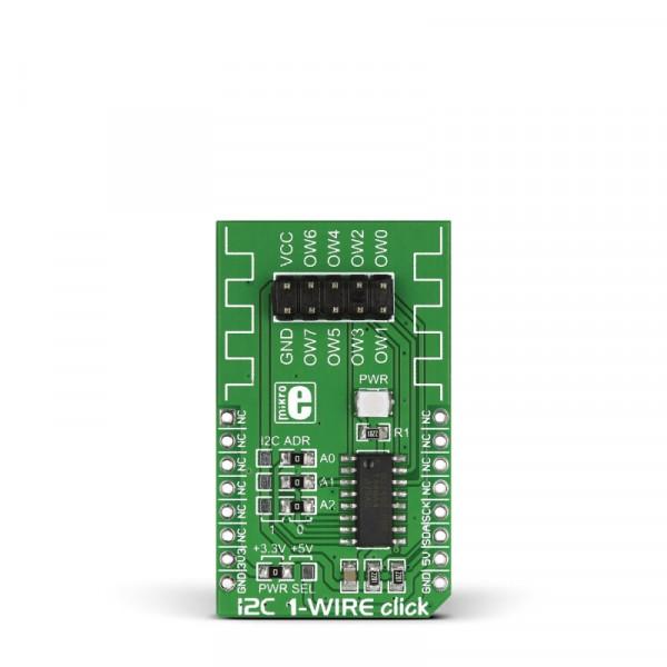 I2C 1-Wire click