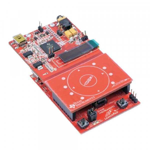 C5000™ Audio Capacitive Touch BoosterPack