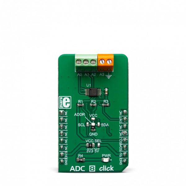 ADC 8 Click